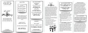 MusiCamp Brochure Online