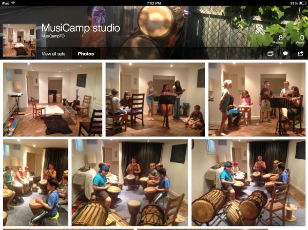 MusiCamp Studio