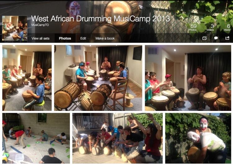Drumming 2013