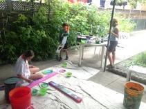 Making instruments