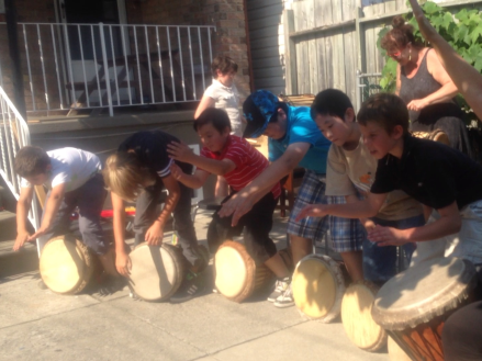 West African Drum Camp